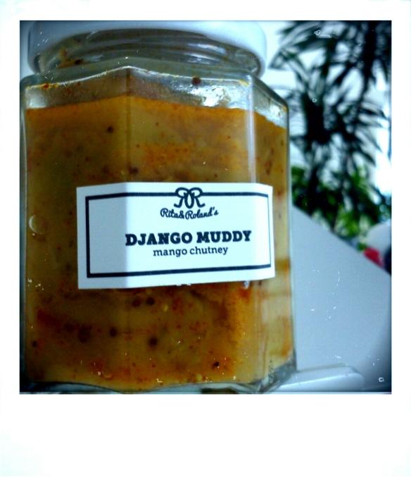 django muddy mango chutney