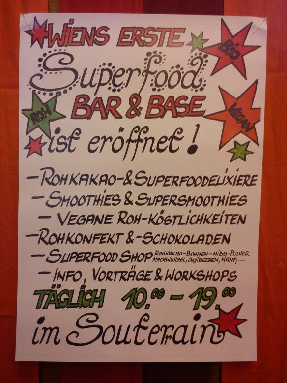 superfood bar & base