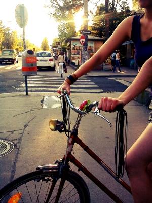 fahrradgang