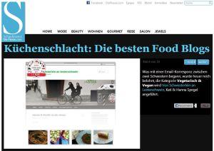 küchenschlacht anlässlich des food blog award 2013 im presse schaufenster