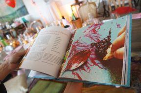 und äußerst stylisches kochbuch von L.M.!