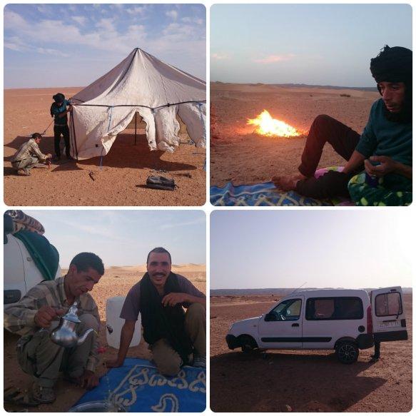 wüste in marokko_zagora